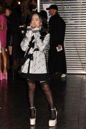 Bella Poarch - Valentino Show in Paris 10/01/2021