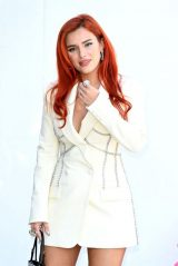 """Bella Thorne - """"Time Is Up"""" Photocall at the 19th Alice Nella Città 2021"""