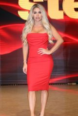 """Bianca Gascoigne - """"Dancing with the Stars"""" in Rome 10/14/2021"""