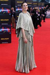 "Caitriona Balfe - ""Belfast"" Premiere at the 65th BFI London Film Festival"