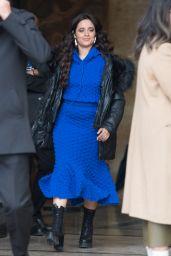 Camila Cabello – Leaving L'Oreal Show at Paris Fashion Week 10/03/2021