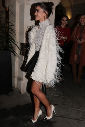 Camila Coelho - Leaving Valentino Party in Paris 10/01/2021