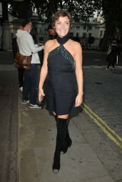 """Camilla Rutherford – Arrives for """"Quant"""" Premiere at 65th BFI London Film Festival"""
