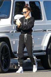 Cara Santana in Comfy Outfit - West Hollywood 10/09/2021
