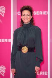 Carla Gugino – Cannes International Series Festival Opening Ceremony 10/08/2021