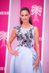 Carole Dechantre – Cannes International Series Festival Opening Ceremony 10/08/2021