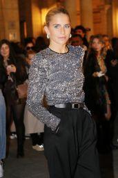 Caroline Daur - Fashion Week at Domaine National du Palais Royal in Paris 09/30/2021