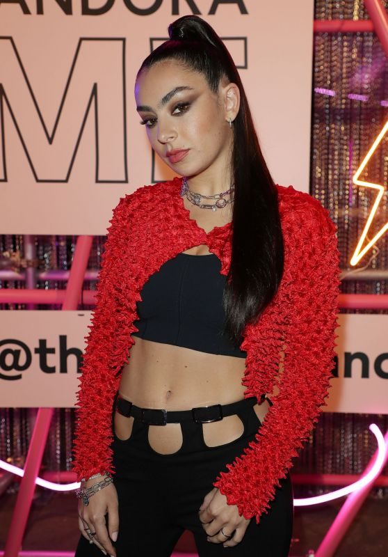 Charli XCX - Pandora ME Launch Event in London 10/22/2021