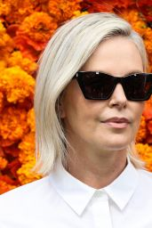 Charlize Theron - 2021 Veuve Clicquot Polo Classic in Pacific Palisades