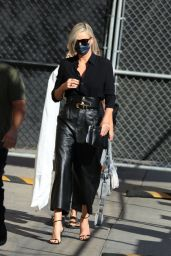 Charlize Theron - Jimmy Kimmel Live in West Hollywood 09/30/2021