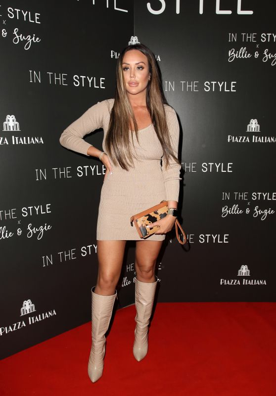 Charlotte Crosby – In Style Launch Party in London 10/19/2021