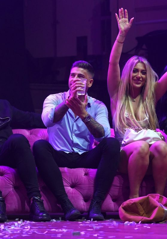 """Charlotte Crosby, Sophie Kasaei, Abbie Holborn & Bethan Kershaw - """"Audience With"""" Event in Newcastle 10/15/2021"""