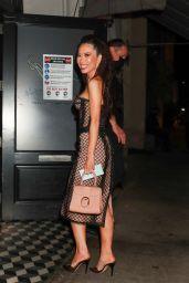 Christine Chiu Night Out Style - Craig