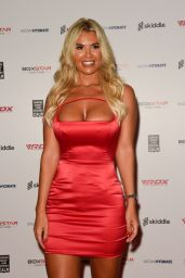 Christine McGuinness – Boxstar UK at AO Arena in Manchester 10/02/2021