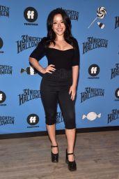 "Cierra Ramirez - Halloween Road"" Talent And Press Preview Night in LA 09/30/2021"