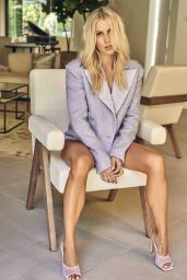 Claire Holt - Photoshoot for Ocean Drive October 2021