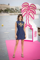 """Clara Lago - """"LIMBO… UNTIL IT'S OVER"""" Photocall at the 4th Canneseries in Cannes 10/09/2021"""