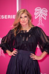 Connie Britton – Cannes International Series Festival Opening Ceremony 10/08/2021