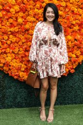 Crystal Kung Minkoff – 2021 Veuve Clicquot Polo Classic in Pacific Palisades