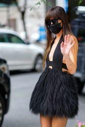 Dakota Johnson - Out in New York City 09/30/2021