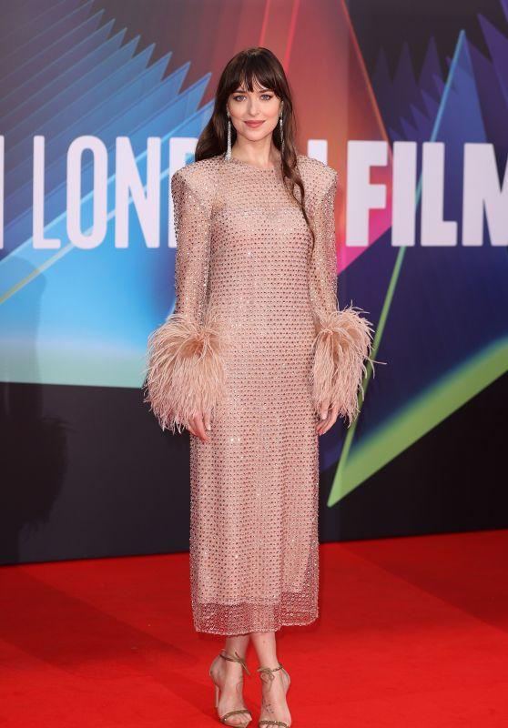 "Dakota Johnson - ""The Lost Daughter"" Premiere in London"