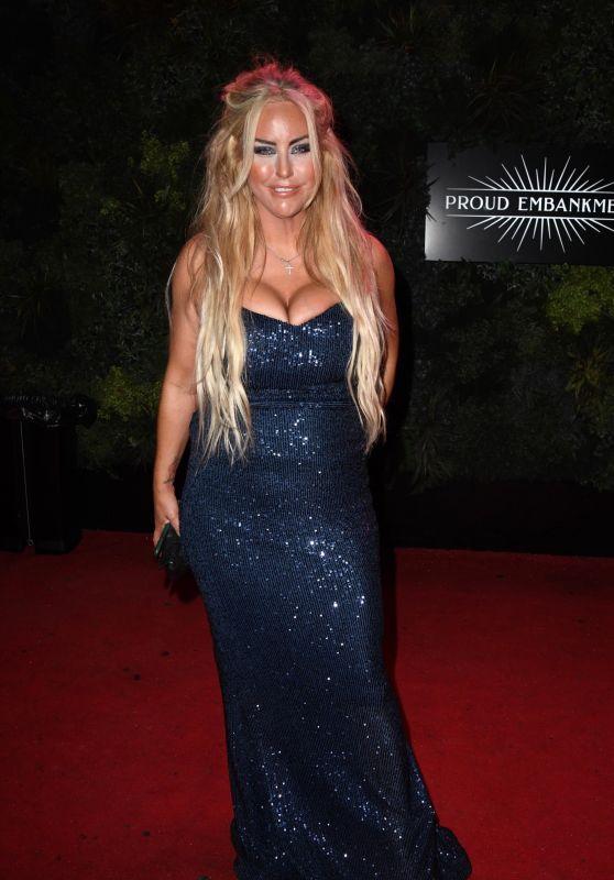 Danielle Mason - The Virgin Atlantic Attitude Awards in London 10/06/2021