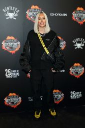 Demi Sims -Tulleys World Famous Shocktober Fest in London 10/01/2021