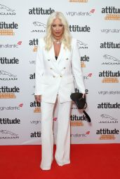 Denise Van Outen – The Virgin Atlantic Attitude Awards in London 10/06/2021