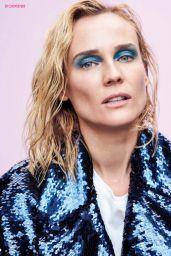 Diane Kruger - Vanity Fair France October 2021 Issue