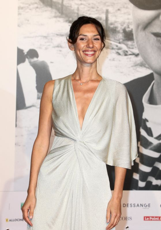 Doria Tillier - Lumière Film Festival Opening ceremony in Lyon 10/09/2021