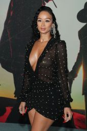 """Draya Michele – """"The Harder They Fall"""" Special Screening in LA"""