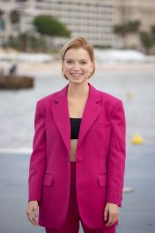 Eden Ducourant - 4th Canneseries Photocall in Cannes 10/09/2021
