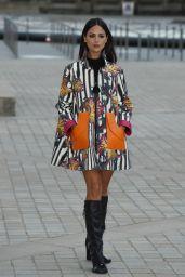 Eiza Gonzalez – Louis Vuitton Fashion Show in Paris 10/05/2021