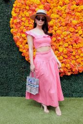 Emeraude Toubia - 2021 Veuve Clicquot Polo Classic in Pacific Palisades