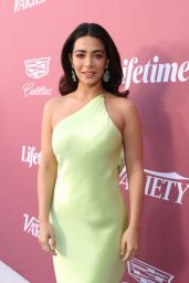 Emeraude Toubia - Variety Power of Women Event in LA 09/30/2021