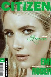 Emma Roberts - Citizenk Magazine October 2021