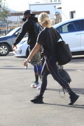 Emma Slater - Out in Los Angeles 10/10/2021