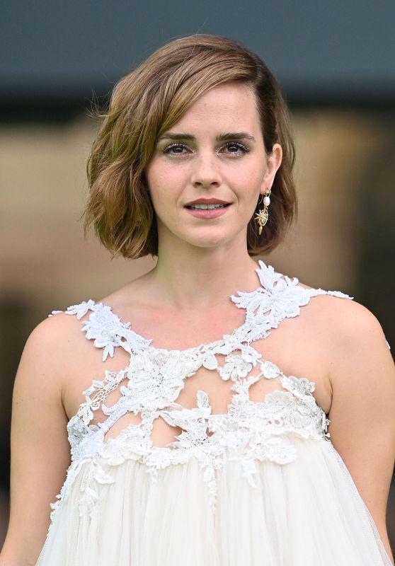 Emma Watson - The Earthshot Prize 2021 in London