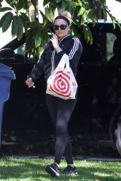 Erika Jayne - Returning home From Target in LA 10/12/2021