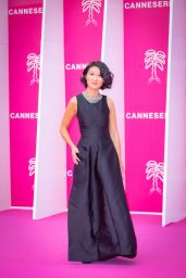 Fleur Pellerin – Cannes International Series Festival Opening Ceremony 10/08/2021