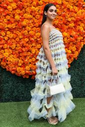 Geraldine Viswanathan – 2021 Veuve Clicquot Polo Classic in Pacific Palisades