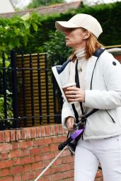 Geri Halliwell - Out in North London 10/07/2021
