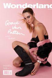 Grace Van Patten - Wonderland Magazine 2021