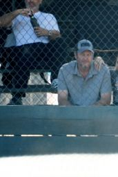 Gwen Stefani - Baseball Game in La 10/10/2021
