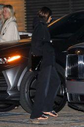 Hailey Rhode Bieber at Nobu in Malibu 10/11/2021