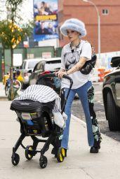 Halsey Street Fashion - New York City 10/05/2021