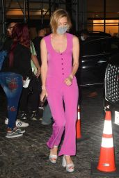 Heidi Gardner at the SNL Afterparty in NY 10/09/2021