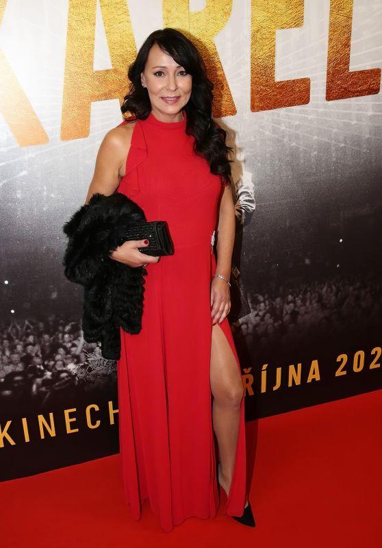 """Heidi Janků - """"Karel"""" Premiere in Praha 10/04/2021"""
