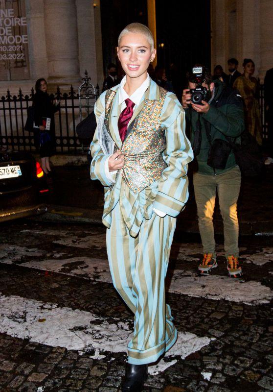 Iris Law – Vogue Paris Celebrating its 100th Anniversary in Paris 10/01/2021