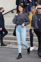 Isabeli Fontana – Leaving L'Oreal Show at Paris Fashion Week 10/03/2021